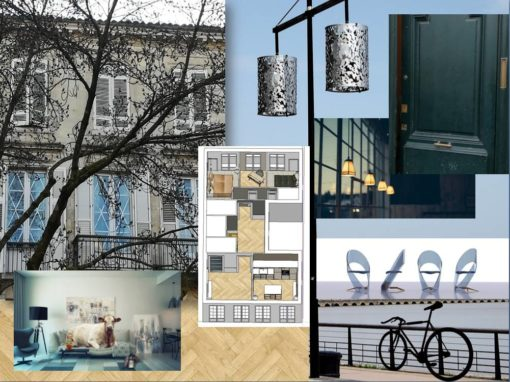 Bordeaux Jardin Public: Appartement Privé